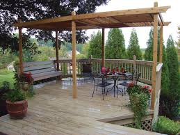 how to build a backyard pergola hgtv