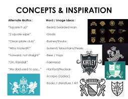 the barth family crest skillshare projects
