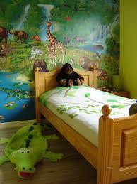 poster chambre fille chambre jungle photo 1 7 poster géant sur le mur du fond