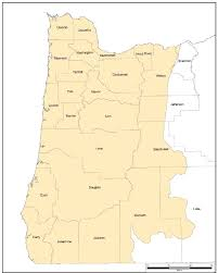 Portland Oregon County Map by Feasibility Assessment For The Reintroduction Of Fishers In