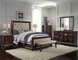 westwood brown ivory queen bedroom 4pc set for 1 999 99