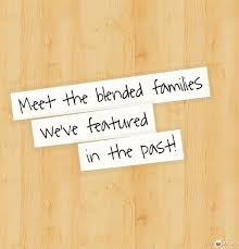 wedding quotes joining families 8 things kids learn from growing up in a blended family huffpost