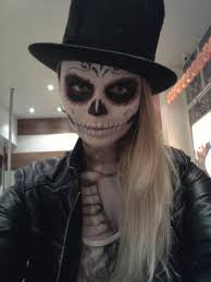 Skeleton Face Halloween Makeup by Male Sugar Skull Makeup Photo 1 Halloween Pinterest Sugar