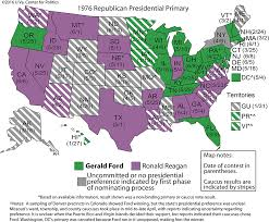 2016 Presidential Election Map by The Modern History Of The Republican Presidential Primary 1976