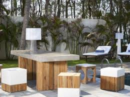 Garden Table Plastic Uncategorized Concrete Table And Benches Weight Amazing Concrete