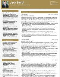 Sample Resume Of Ceo by Online Cv Builder And Professional Resume Cv Maker Visualcv