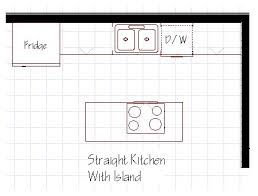 kitchen layouts with island best 25 galley kitchen island ideas on kitchen island