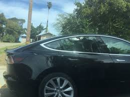 tesla model 3 release candidate spotted in silicon valley new