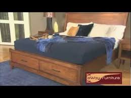 Transitional Bedroom Furniture by Bombay Sleigh Bed Transitional Bedroom Furniture Set Youtube