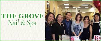 grove nail and spa is a nail salon in rockville md