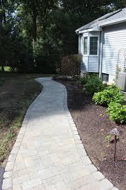 paver walkway design ideas home design ideas