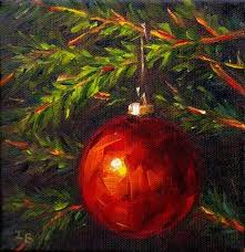 daily paintworks ornament original for