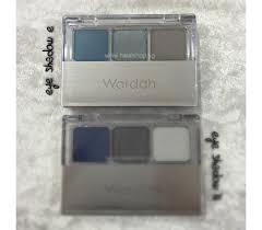 Eyeshadow Wardah Vs Makeover halal cosmetics singapore wardah eye shadow e more brands