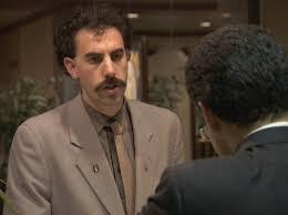 Borat Halloween Costume Borat Bamf Style
