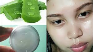 cara membuat wajah menjadi glowing secara alami ternyata inilah 13 cara membuat wajah glowing dengan aloe vera