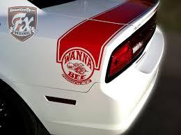 Dodge Challenger Super Bee - dodge charger stripes racing stripes u0026 r t graphic kit u2013 streetgrafx