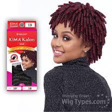 types of crochet hair harlem 125 synthetic hair braid kimakalon small 10 20pcs