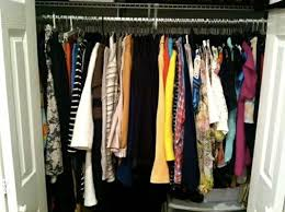 clothes cupboard what is the best way to organize the clothing in your closet