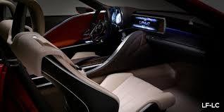2016 lexus lf lc coupe lexus lc500 vs lexus lf lc concept styling faceoff technology