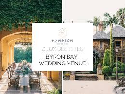 Hamptons Wedding Venues Deux Belettes Byron Bay Wedding Venue Hampton Event Hire