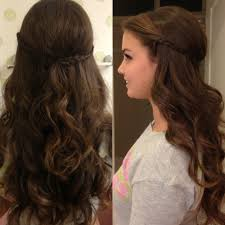 fancy hairstyles with curls fade haircut