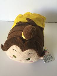 disney usa beauty and the beast medium tsum tsum belle plush new with