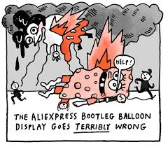 lowlights of the thanksgiving parade by gemma correll