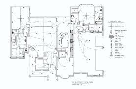 electrical plan first floor electrical plan diagram electrical mechanical