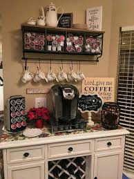 coffee kitchen cabinet ideas best home coffee serving station ideas coffee bar