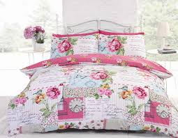 bedroom pink shabby chic bedding cork throws lamp sets pink