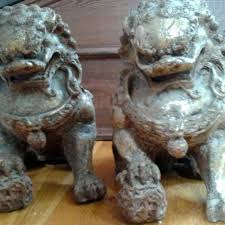 foo dogs for sale best antique cast iron foo dogs for sale in ashland city