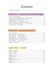 gcse anthology aqa poetry study guide conflict higher a g