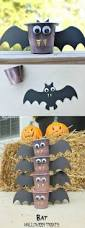 Black Cat Halloween Crafts 45 Best Halloween Kids Crafts Images On Pinterest Kids Crafts
