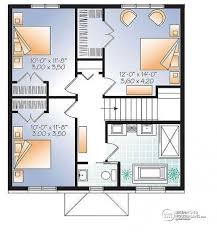 modern open floor house plans house plan w3716 detail from drummondhouseplans