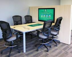 Interactive Meeting Table With Touch Table Office Layout Plan Pinterest Interactive Table