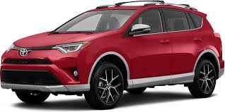 toyota suv deals 7 of the best suv deals right now near you