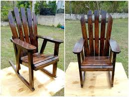 Wooden Skull Chair Pallet Chairs 99 Pallets