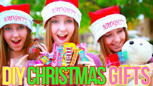 diy christmas gift ideas 2016 holiday gift guide 2016 youtube