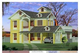 Small Houses Design Upstairs Home Kerala Modern House Plan At Sqft Affordable House Design Ideas Philippines