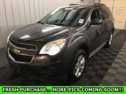 jeep chevrolet 2015 used 2015 chevrolet equinox lt w 1lt for sale in middlesboro ky near