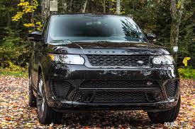 range rover svr 2016 2016 range rover sport svr review doubleclutch ca