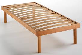letto singolo con materasso materasso rete a doghe legno guanciale kit letto singolo offerta