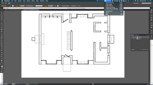 Esherick House Floor Plan by Sketchup To Illustrator Scale Drawings Esherick House Part 2 On
