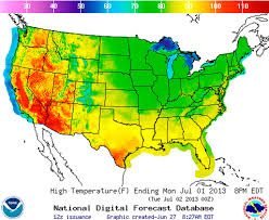 Colorado Temperature Map by Heat Wave What Happens In Vegas Ain U0027t Stayin U0027 In Vegas Imageo