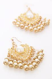 earrings brands new brands wedding bridal gold earrings designs 2013 15