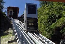 ascensore a cremagliera valtournenche aperto ascensore cheneil valle d aosta ansa it