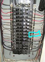 electric panel wiring techniques electrical diy chatroom home