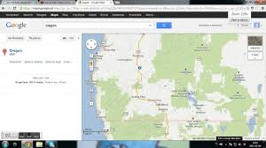 Map Of Brookings Oregon by I Found Real Life