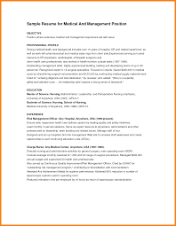 basic resume objective template health care resumes exles tgam cover letter