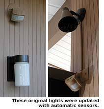 Mid Century Modern Outdoor Light Fixtures Eichler Exterior Upgrades Page 2 Eichler Network